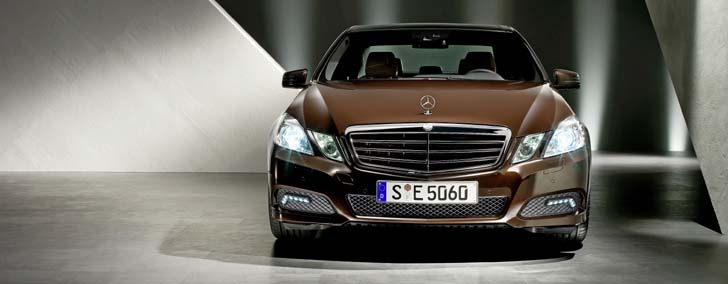Mercedes-Benz Clase E - Foto de portada