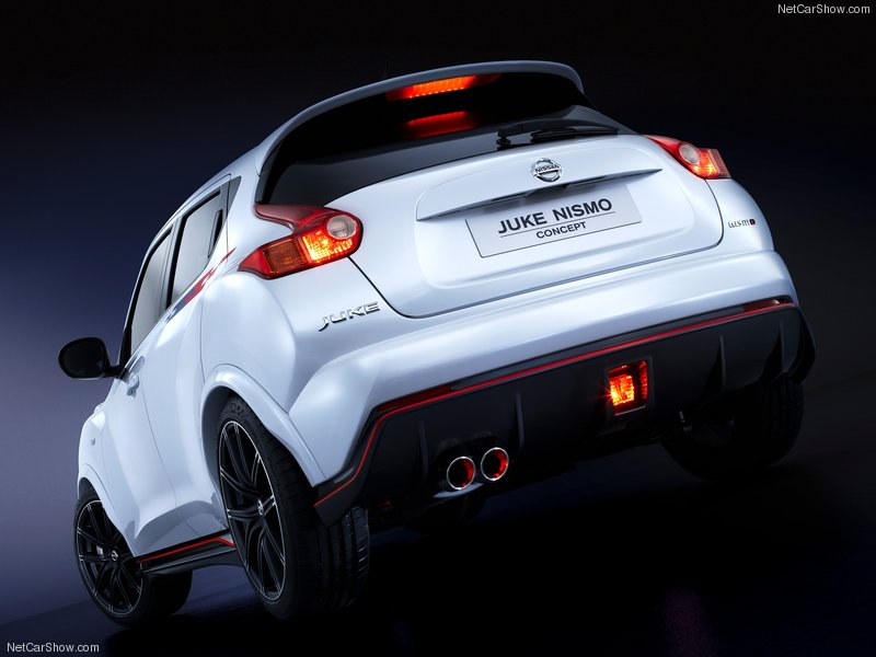 Nissan Juke Nismo Concept - обои…