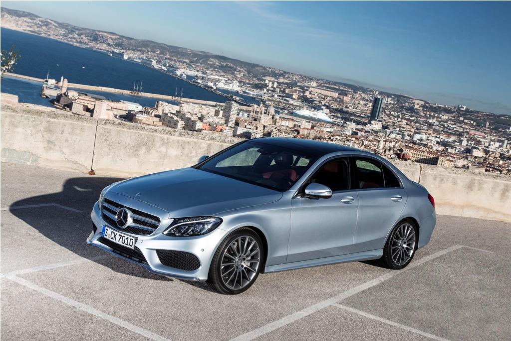 Mercedes-Benz;C_250_AMG_  Diamantsilber