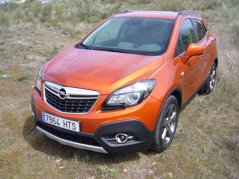 Comparador de coches - Opel Mokka 1