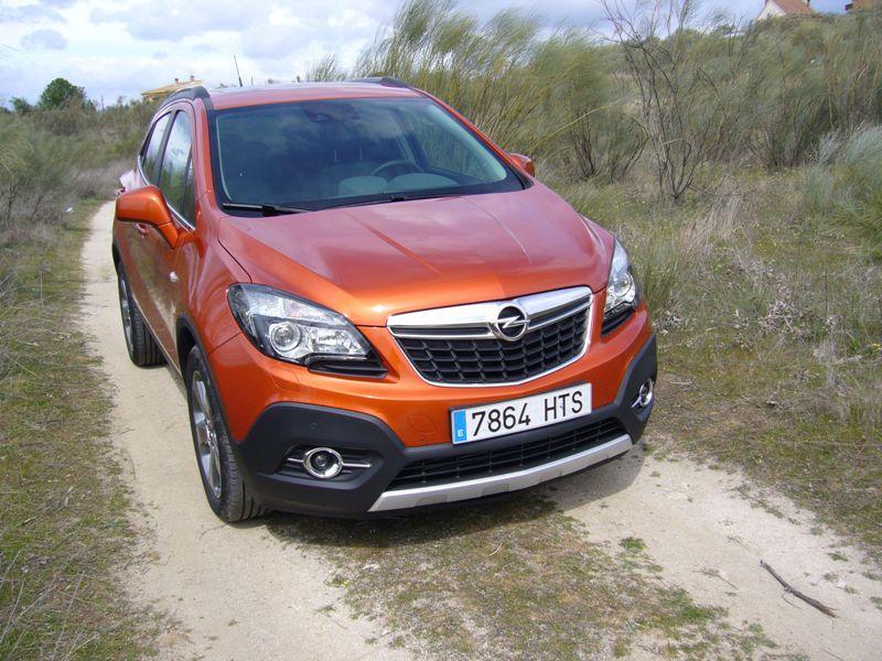 Comparador de coches - Opel Mokka 3