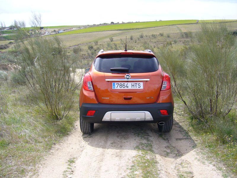 Comparador de coches - Opel Mokka 4