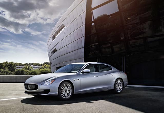 Maserati Quattroporte Diesel (1)
