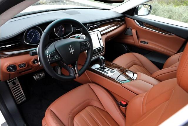 Maserati Quattroporte Diesel (13)