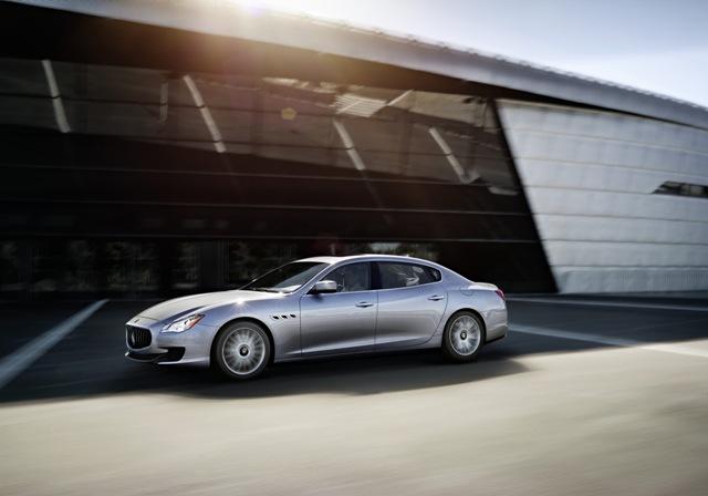Maserati Quattroporte Diesel (2)