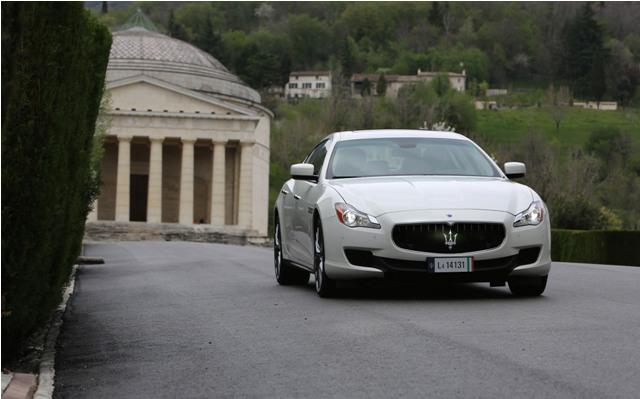 Maserati Quattroporte Diesel (25)