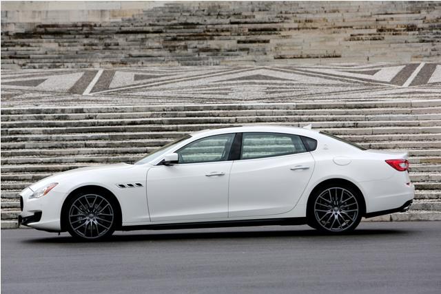 Maserati Quattroporte Diesel (29)