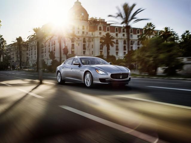 Maserati Quattroporte Diesel (3)