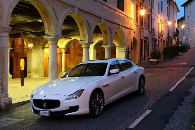 Maserati Quattroporte Diesel (36)