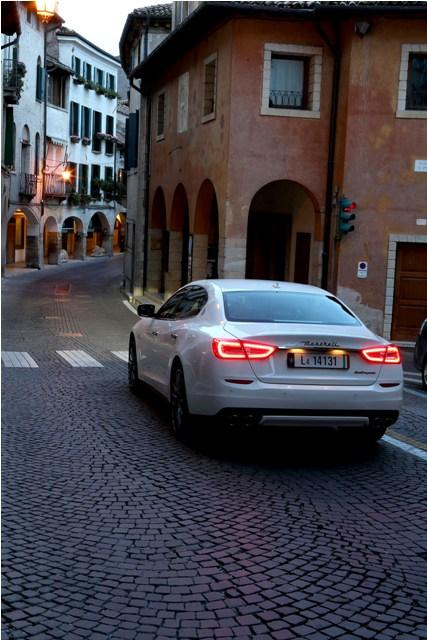 Maserati Quattroporte Diesel (37)