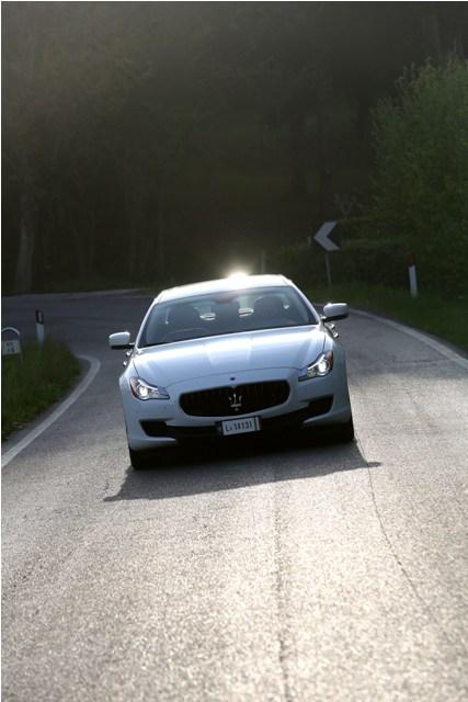 Maserati Quattroporte Diesel (38)