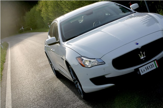 Maserati Quattroporte Diesel (39)