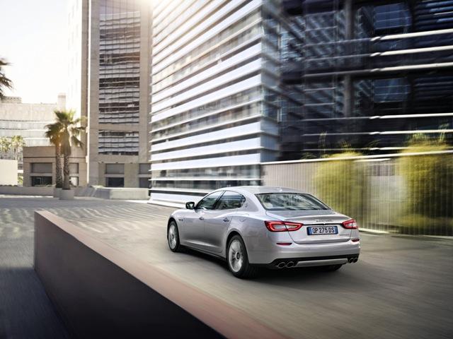 Maserati Quattroporte Diesel (4)