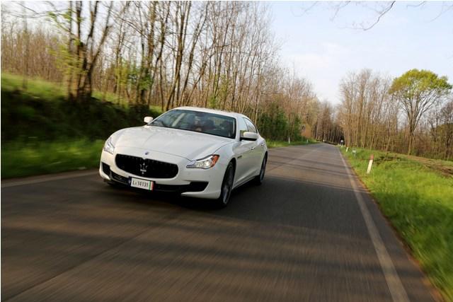 Maserati Quattroporte Diesel (43)