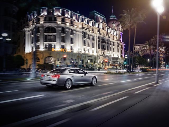 Maserati Quattroporte Diesel (5)