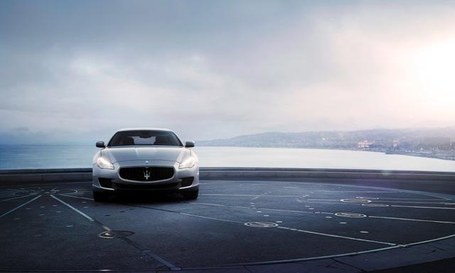 Maserati Quattroporte Diesel (6)