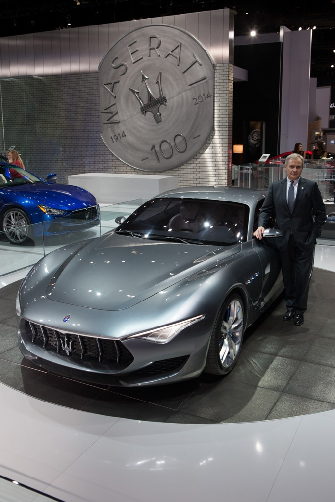 CEO Maserati_Harald Wester_salone_Los_Angeles