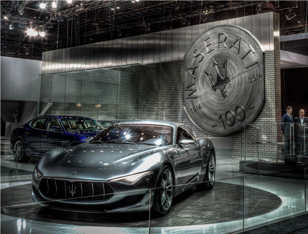 Concept Maserati Alfieri_salone_Los_Angeles